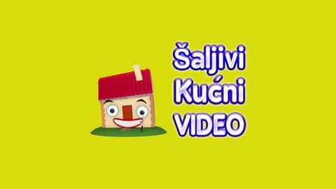 Šaljivi kućni video en replay