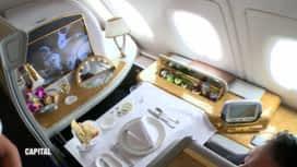 Capital : Compagnies aériennes : la guerre du luxe dans les nuages