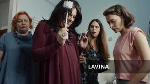Lavina en replay