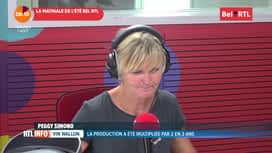 RTL INFO sur Bel RTL : RTL Info 8h du 07/08