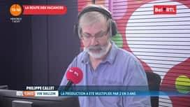 RTL INFO sur Bel RTL : RTL Info 13h du 07/08