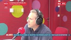 La matinale Bel RTL : Maison du Tourisme de la Région de Mons