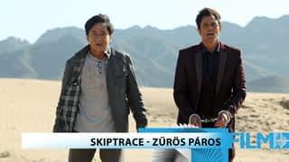 Skiptrace - Zűrös páros