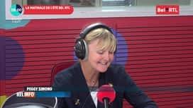 La matinale Bel RTL : RTL Info 8h du 09/08