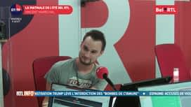 La matinale Bel RTL : Remco Evenepoel est champion d'Europe du contre-la-montre