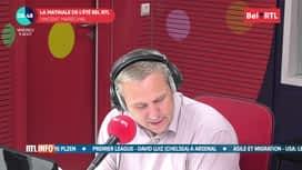 La matinale Bel RTL : Logis Beau Séjour à Frahan