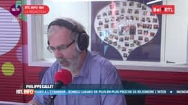 RTL INFO sur Bel RTL : RTL Info 18h du 08/08