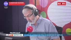 RTL INFO sur Bel RTL : RTL Info 13h du 09/08