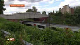 RTL INFO 19H : Reprise du trafic de la SNCB sur la voie 161 après 2 vols de câbles