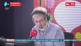 RTL INFO sur Bel RTL : RTL Info 18h du 09/08