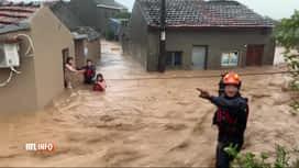RTL INFO 19H : 32 morts en Chine suite au pasage du typhon Lékima
