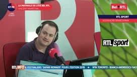 La matinale Bel RTL : Romelu Lukaku à l'Inter Milan
