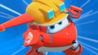 Super Wings : Epizoda 17 / Sezona 3