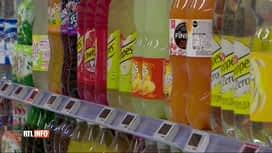 RTL INFO 19H : Les accises sur les sodas rapportent de plus en plus à l'Etat belge