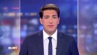RTL INFO 19H : RTL INFO 19 heures (12/08/2019)