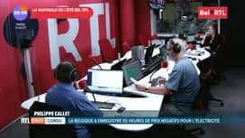 La matinale Bel RTL : RTL Info 8h du 13/08