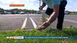 RTL INFO 13H : Nouveau fléau chez les jeunes : respirer du gaz hilarant