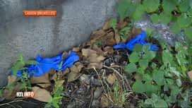 RTL INFO 13H : Le corps d'un homme découvert près du centre commercial Docks