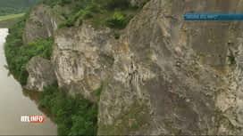 RTL INFO 13H : Une personne décède dans une chute aux rochers de Freyr à Dinant