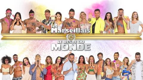 Les Marseillais vs le Reste du monde en replay