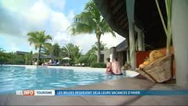 RTL INFO 19H : Boom des réservations pour les vacances d'hiver