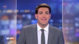 RTL INFO 19H : RTL INFO 19 heures (14/08/2019)