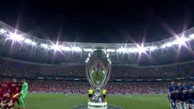 Supercoupe de l'UEFA : 2019: Liverpool-Chelsea (1ere mi-temps)