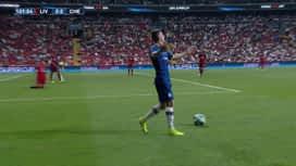 Supercoupe de l'UEFA : 2019: Liverpool - Chelsea (prolongations)