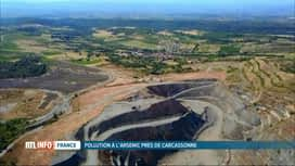 RTL INFO 13H : France : 38 enfants surexposés à l'arsenic