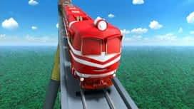 Robo vlakovi : Epizoda 16