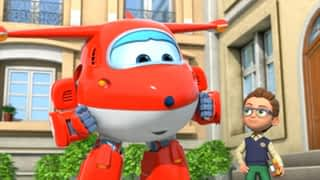 Super Wings : Epizoda 12 / Sezona 3