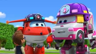 Super Wings : Epizoda 13 / Sezona 3