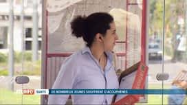 RTL INFO 19H : De nombreux jeunes souffrent d'acouphènes