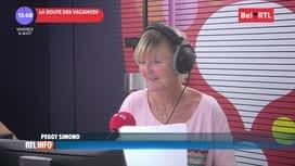 RTL INFO sur Bel RTL : RTL Info 13h du 16/08