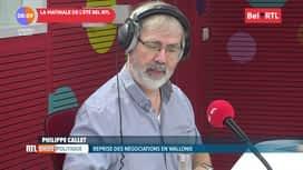 RTL INFO sur Bel RTL : RTL Info 8h du 16/08