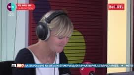 RTL INFO sur Bel RTL : RTL Info 18h du 15/08