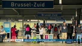 RTL INFO 19H : Grève à la SNCB: aucune grosse perturbation n'a été signalée