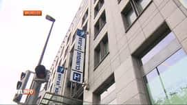 RTL INFO 13H : Alerte à la bombe à la clinique Saint-Jean à Bruxelles