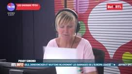 RTL INFO sur Bel RTL : RTL Info 18h du 16/08