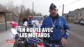 Enquêtes : Ep 12 : au côté du superviseur & en route avec les motards