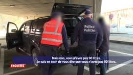 Enquêtes : Ep 14 : contrôle à Bruxelles & aux côtés du superviseur