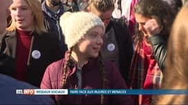 RTL INFO 19H : Anuna De Wever, Greta Thunberg, Adelaïde Charlier adulées et critiq...