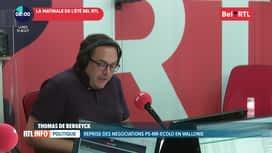 RTL INFO sur Bel RTL : RTL INFO 8H DU 19/08