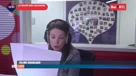 RTL INFO sur Bel RTL : RTL Info 13h du 19/08