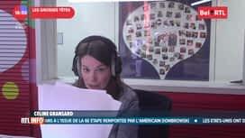 RTL INFO sur Bel RTL : RTL Info 18h du 19/08