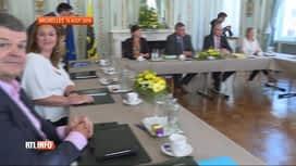 RTL INFO 19H : Négociations en Flandre: Jan Jambon s'entretient avec ses partenaires