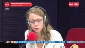 La matinale Bel RTL : L'agenda du 20/08