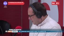 La matinale Bel RTL : RTL Info 8h du 20/08