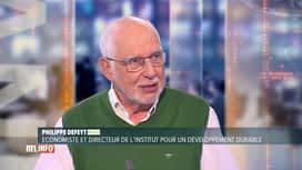 RTL INFO 13H : Philippe Defeyt nous parle du revenu universel de base