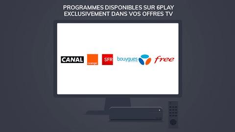 Vos programmes exclusifs offres TV